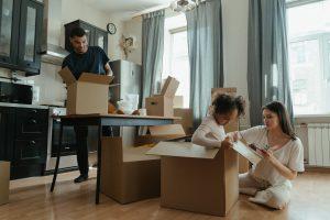 start new tenancy