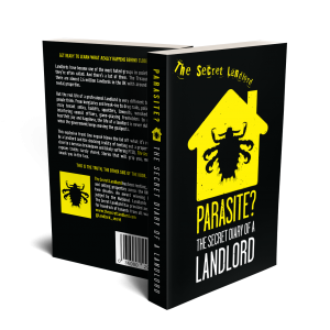 Secret Landlord Parasite open cover