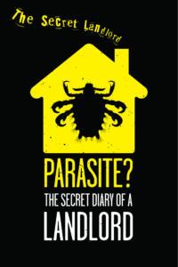 Secret Landlord Parasite cover