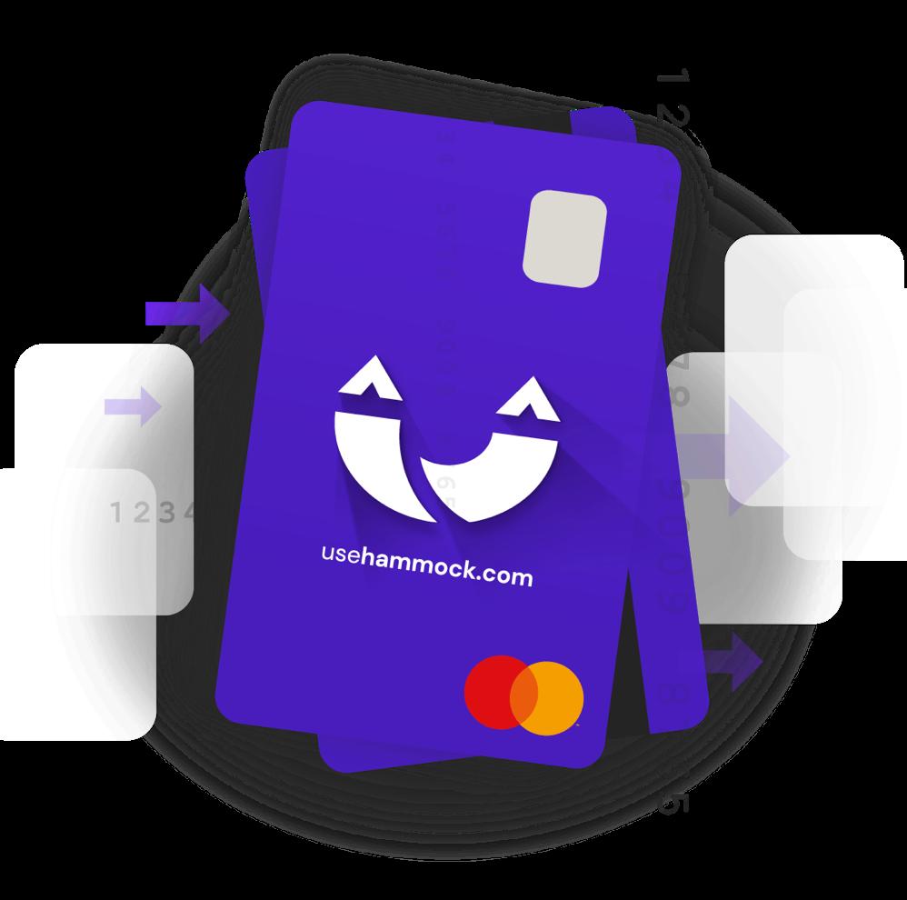 Hammock current account Card