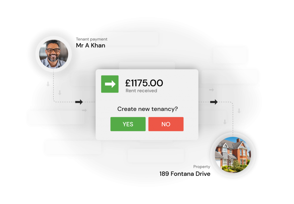 instant automated reconciliation payments available for landlords at Hammock