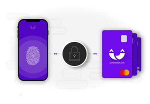 secure bank account connection at Hammock